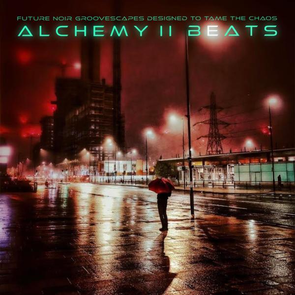 Alchemy II - Cover Art Glow